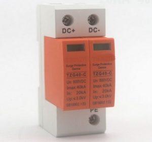 2P 800v DC SPD