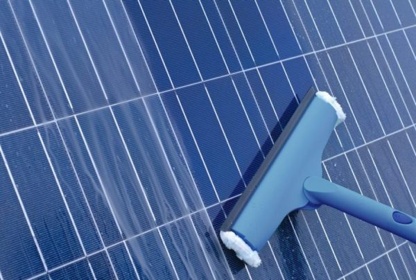 Solar-maintenance