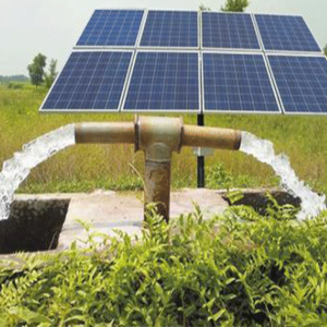 2HP solar water pump