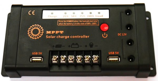 MPPT 20A Solar Charge Controller